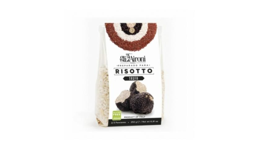 Local products Risotto de Trufa 250gr. gliAironi. 9un.
