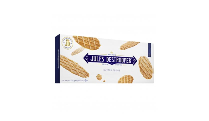 Local products Biscuits de Mantequilla 100gr. Jules Destrooper. 12un.