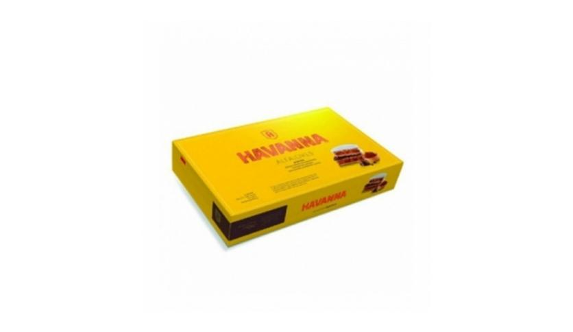 Local products Alfajores mixtos (paquete de 6) 306gr. Havanna. 12un.
