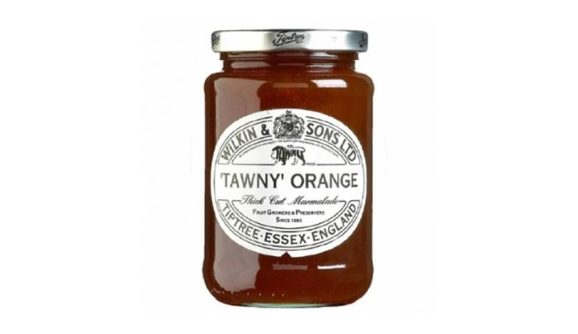 Local products Mermelada Naranja Tawny 340gr. Tiptree. 6un.