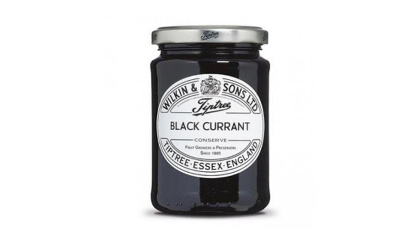 Local products Mermelada Grosella Negra 340gr. Tiptree. 6un.