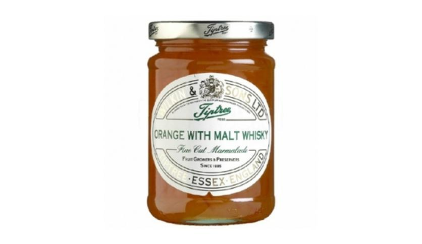 Local products Mermelada Naranja & Whisky Malta 340gr. Tiptree. 6un.