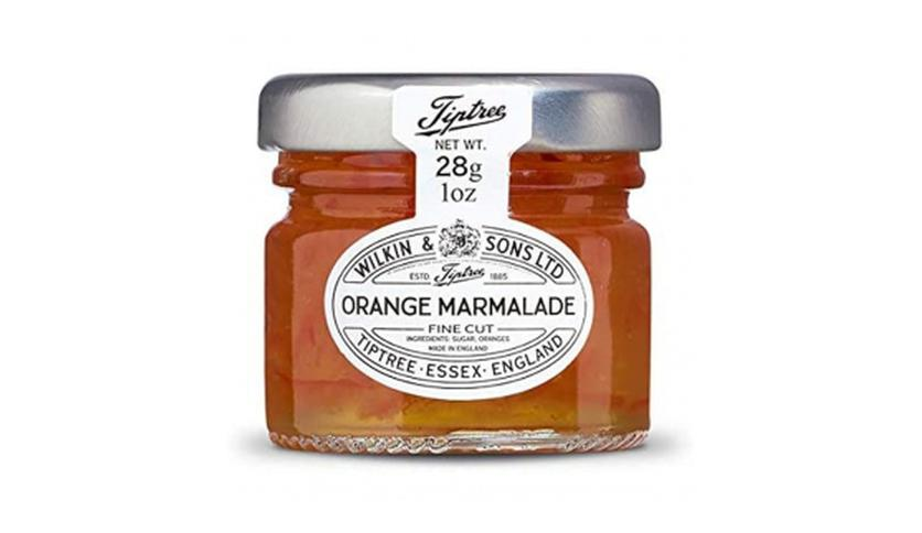 Local products Mermelada Naranja 28gr. Tiptree. 72un.
