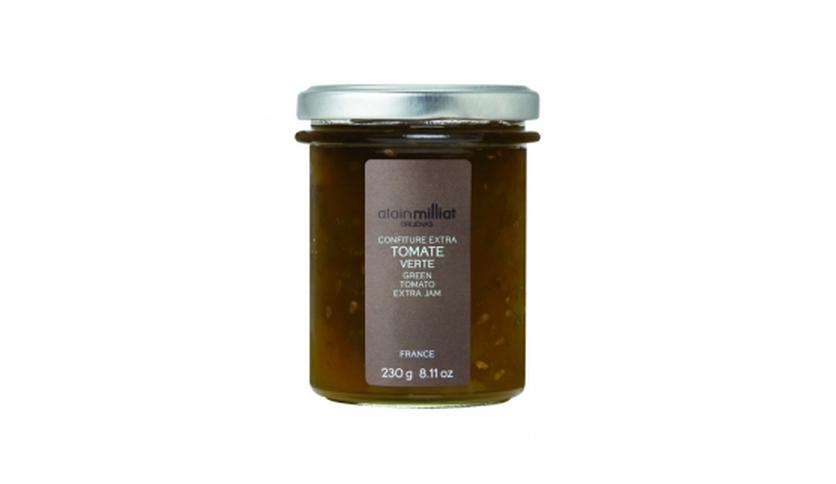 Local products Mermelada de Tomate Verde 230gr. Alain Milliat. 6un.