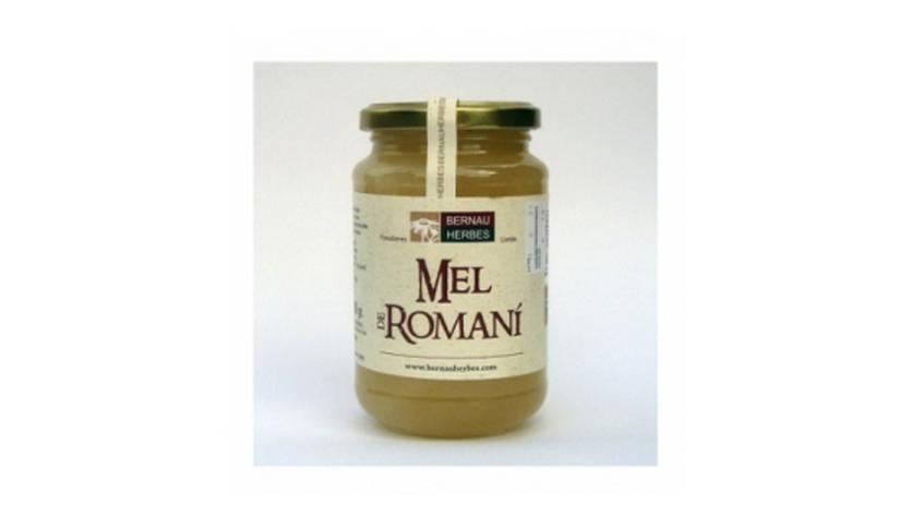 Local products Miel de romero 500gr. Bernau Herbes de l'Urgell. 6un.