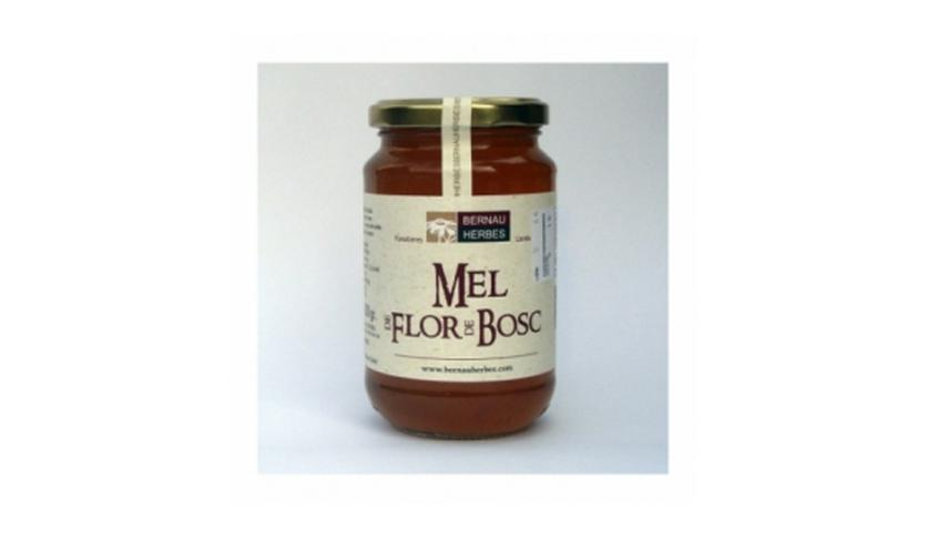 Local products Miel de flores de bosque 500gr. Bernau Herbes de l'Urgell. 6un.