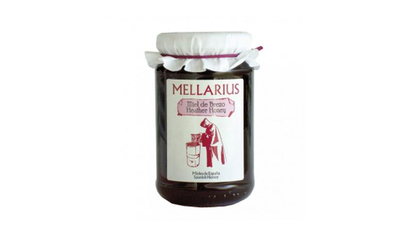 Local products Miel de Brezo 500gr. Mellarius. 12un.