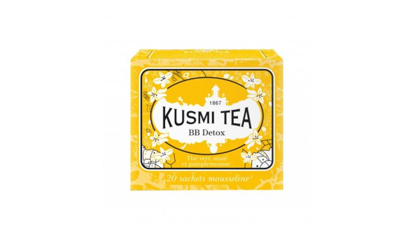 Local products BB Detox 20 Muslins. Kusmi Tea. 12un.