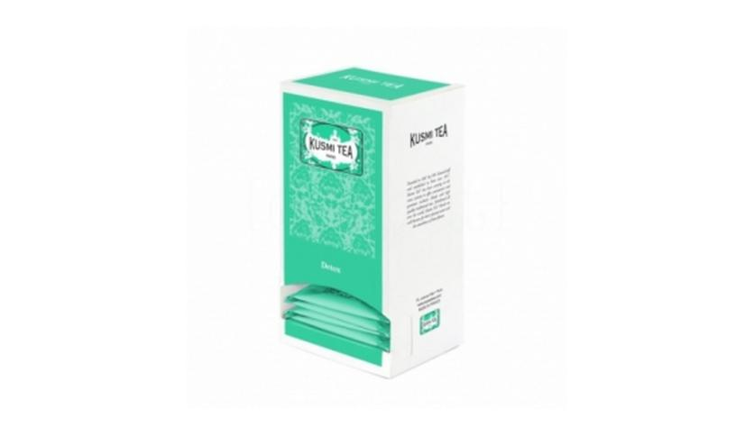 Local products Detox Tea 25 Muslins. Kusmi Tea. 1un.