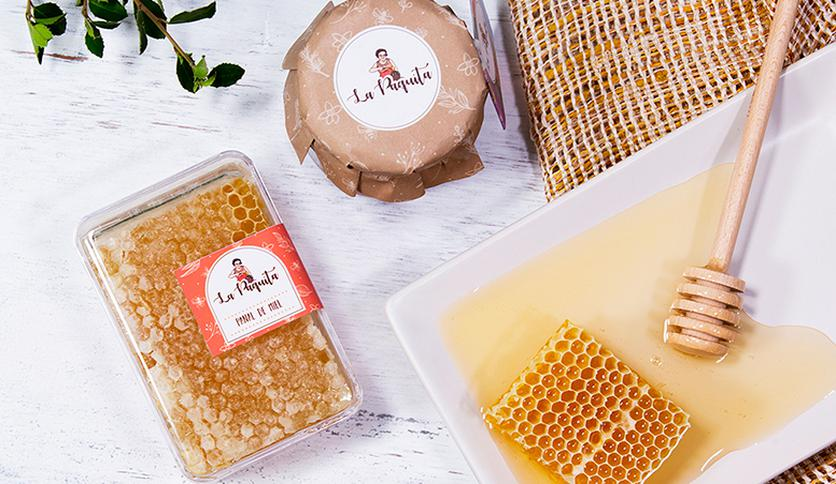 Local products Honeycomb
