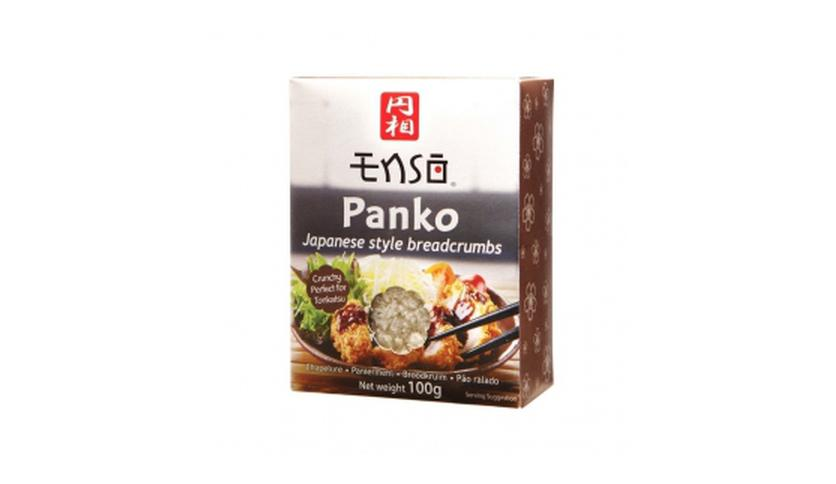 Local products Panko (pan rallado japonés) 100gr. Enso. 6un.