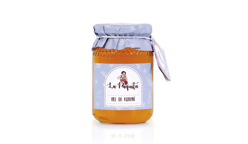 Local products Rosmarin honey