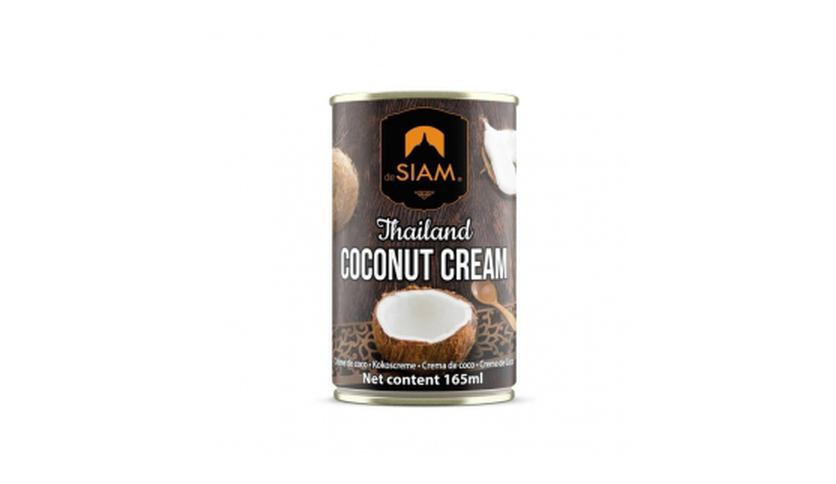 Local products Crema de coco 165ml. deSIAM. 12un.