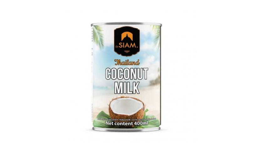 Local products Leche de Coco 400ml. deSIAM. 12un.