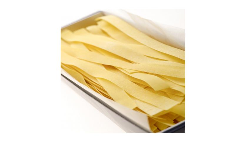 Local products Tagliarelle 1,5kg granel. Cipriani. 3un.
