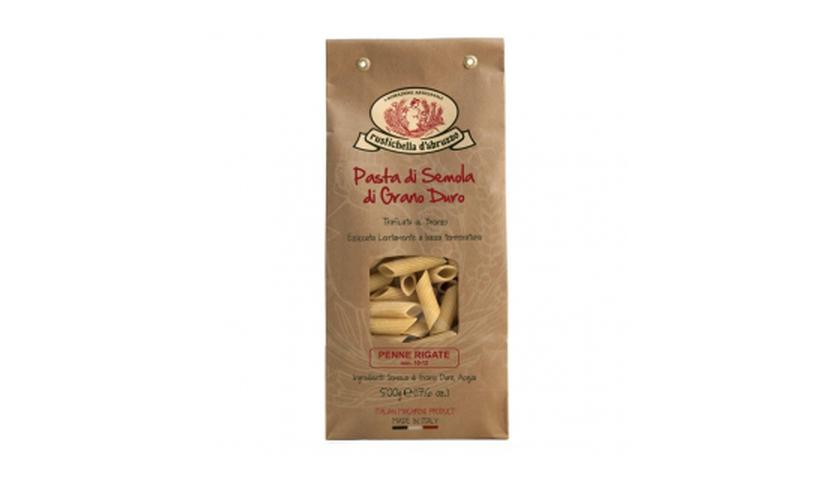 Local products Penne Rigate 500gr. Rustichella D'abruzzo. 20un.