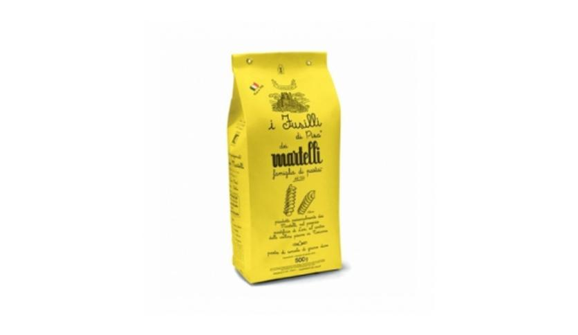 Local products Fusilli de Pisa 500gr. Martelli. 20un.