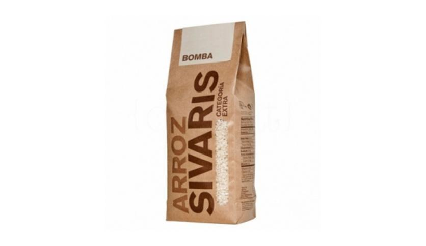 Local products Arroz Bomba 1kg. Sivaris. 6un.