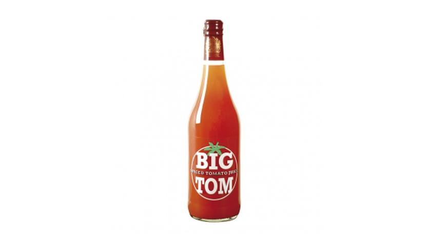 Local products Zumo de Tomate picante Big Tom 75cl. James White. 6un.
