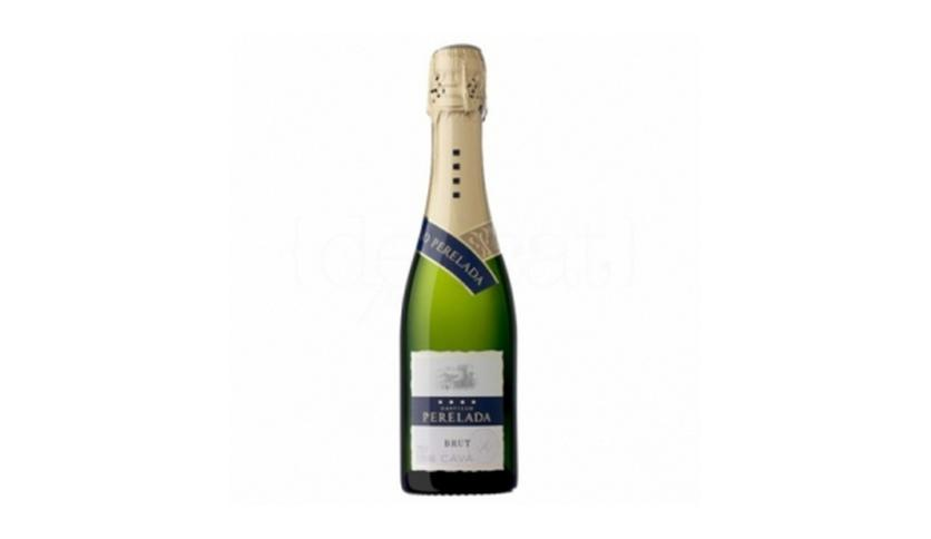 Local products Perelada Brut 37,5cl. Perelada. 12un.