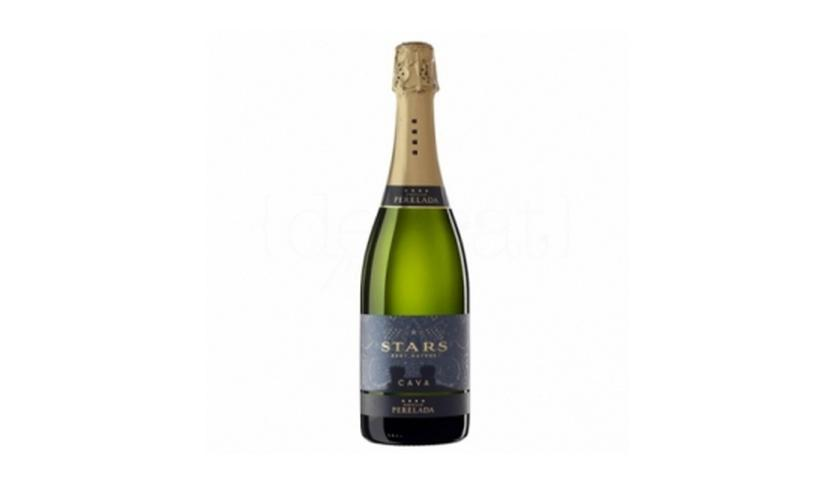 Local products Perelada Stars Brut Reserva 75cl. Perelada. 6un.