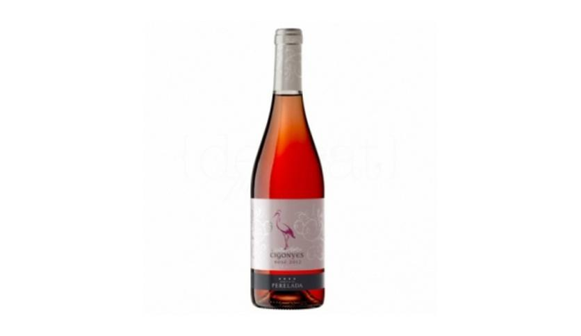 Local products Perelada Cigonyes Rosé 75cl. Perelada. 6un.