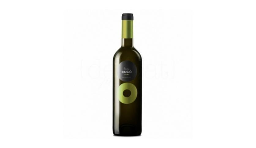 Local products Finca Cucó Blanco 75cl. Celler El Masroig. 6un.