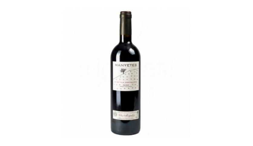 Local products Manyetes 75cl. Clos Mogador. 6un.