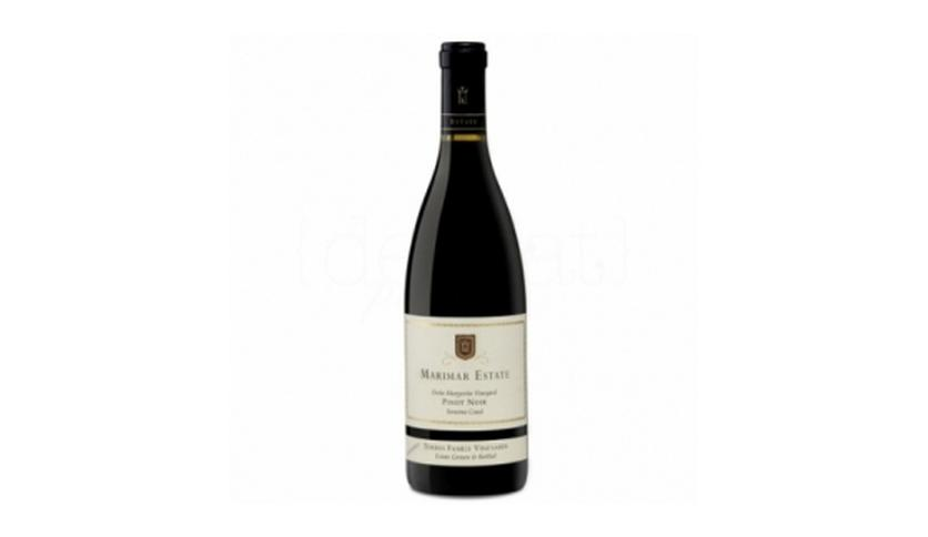 Local products Mas Cavalls Pinot Noir 75cl. Marimar Estate. 6un.