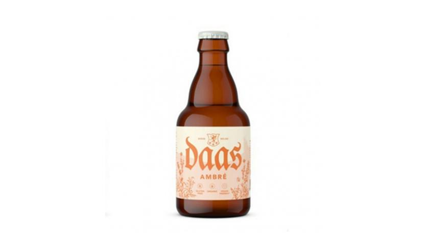 Local products Daas Ambré 330ml. Brasserie 1096 Originale. 24un.