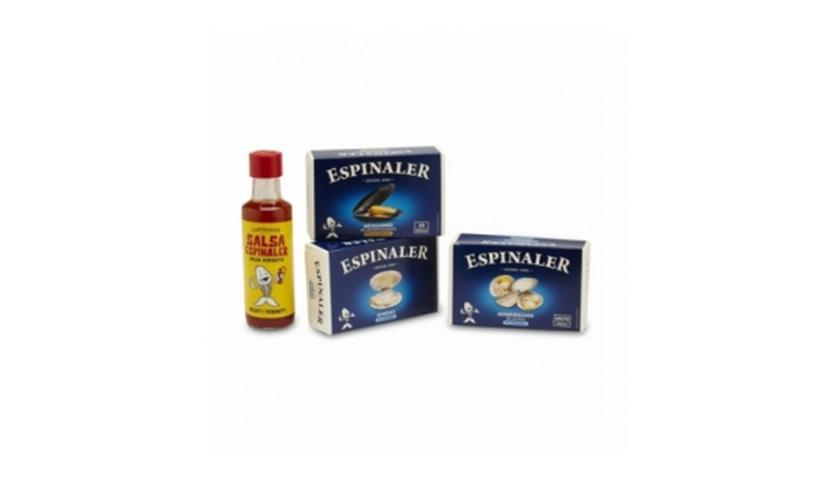 Local products Pack Vermutet. Espinaler. 12un.
