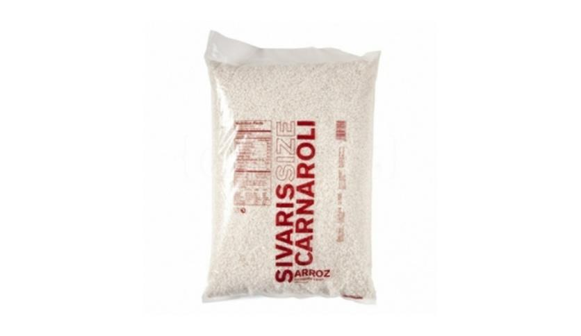 Local products Arroz Carnaroli 5kg. Sivaris. 5un.