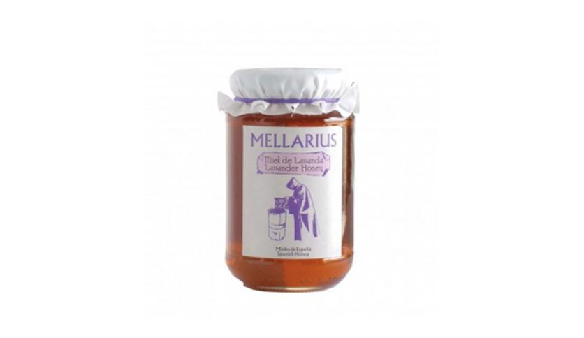 Local products Miel de Lavanda 500gr. Mellarius. 12ud