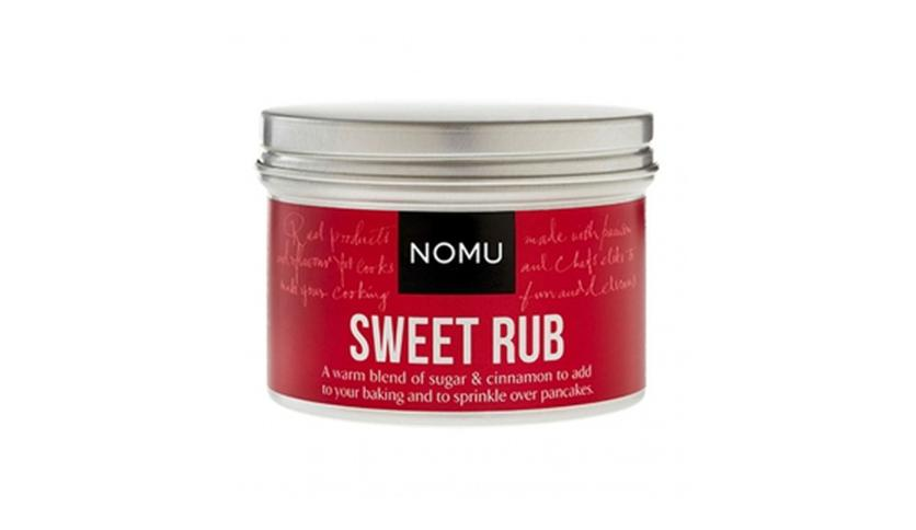 Local products Sweet Rub 100gr. NoMU. 8un.