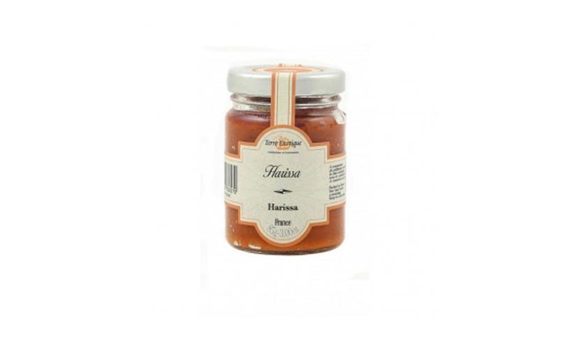 Local products Salsa Picante Magrebí - Harissa 85gr. Terre Exotíque. 6 ud