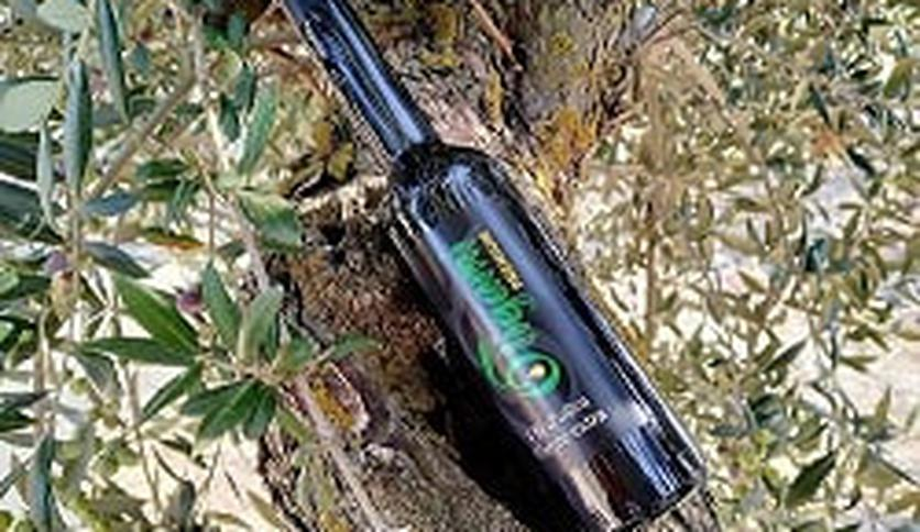 Local products Extra virgin olive oil Premium category OLIGAMI