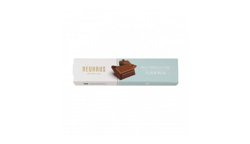 Local products Barrita de Chocolate con Leche 55gr. Neuhaus. 12uds.