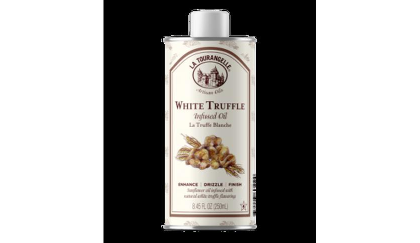 Local products Aceite de oliva con trufa blanca 25cl. La Tourangelle. 6un.