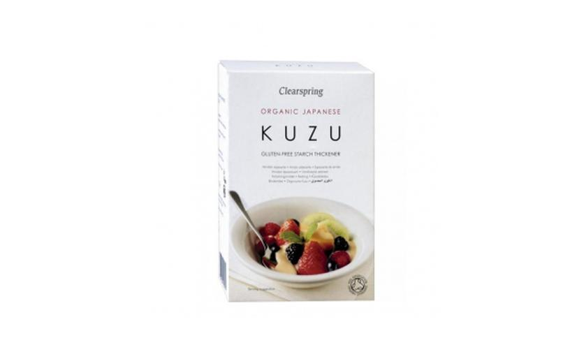 Local products Kuzu en cajita 125gr. Clearspring. 6ud.
