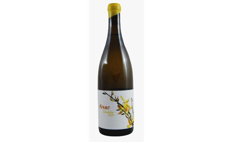 Local products White wine Avenc Ginesta