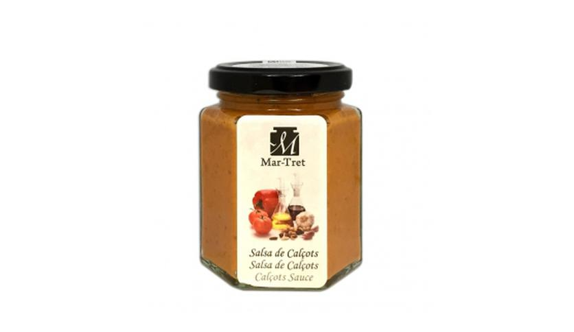 Local products Salsa Calçots 190gr. Mar-Tret. 10un.