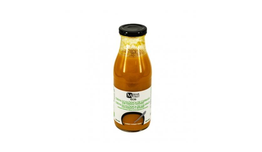 Local products Crema de Calabaza con Jengibre ECO 500ml. Mar-Tret. 12un.