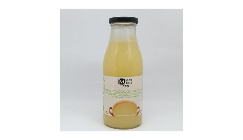 Local products Caldo de Cocido ECO 500ml. Mar-Tret. 12un.