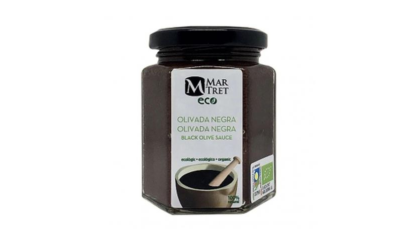Local products Olivada Negra ECO 190gr. Mar-Tret. 10un.