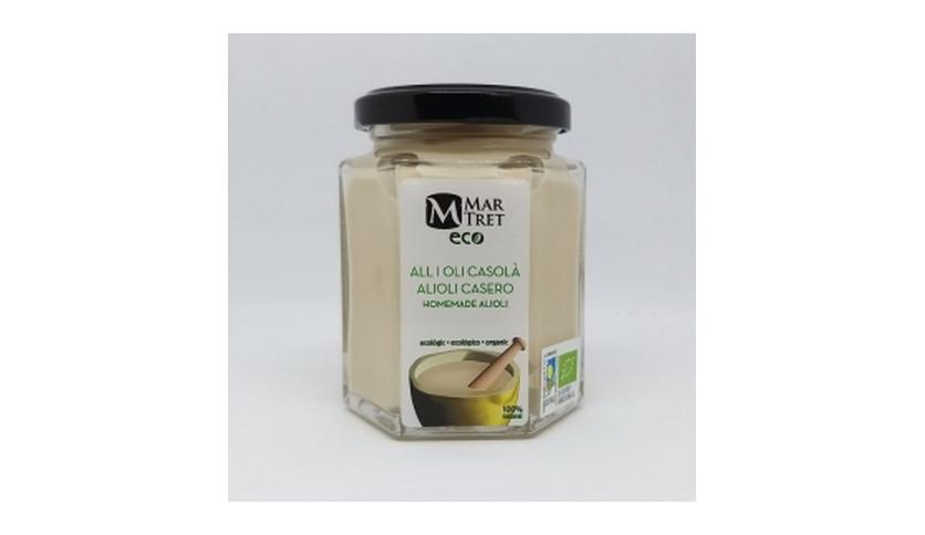 Local products Alioli ECO 190gr. Mar-Tret. 10un.