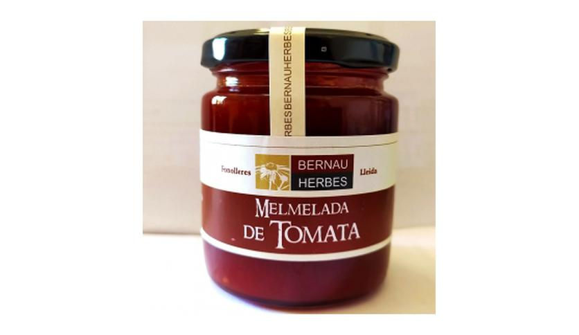 Local products Mermelada de Tomate 300gr. Bernau Herbes. 6un.