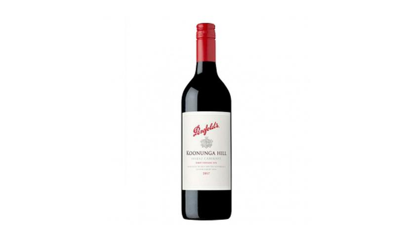 Local products Koonunga Hill Shiraz Cabernet 75cl. Penfolds - 2017. 18uds