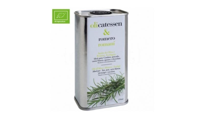 Local products Olicatessen & Romero 250ml. Olicatessen. 6un.
