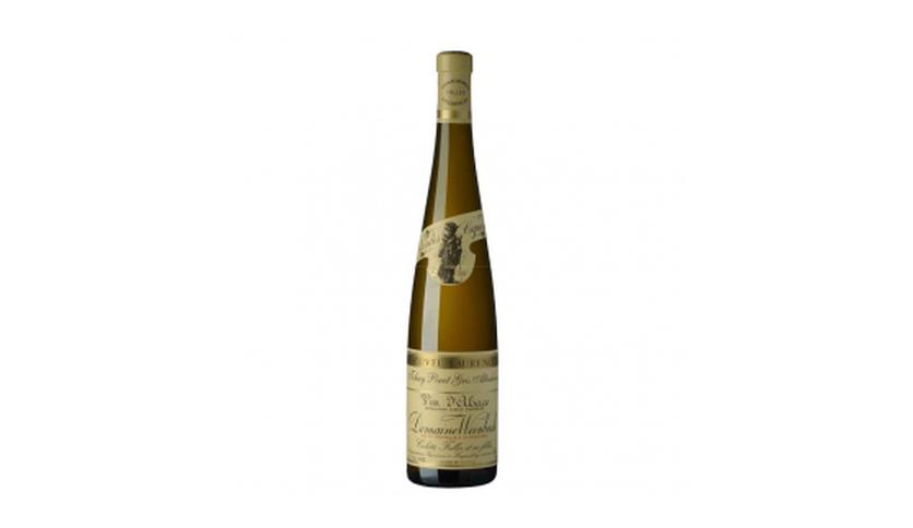 Local products Tokay Pinot Gris Altenbourg Cuvée Laurence 75cl. Domaine Weinbach - 2015. 6uds