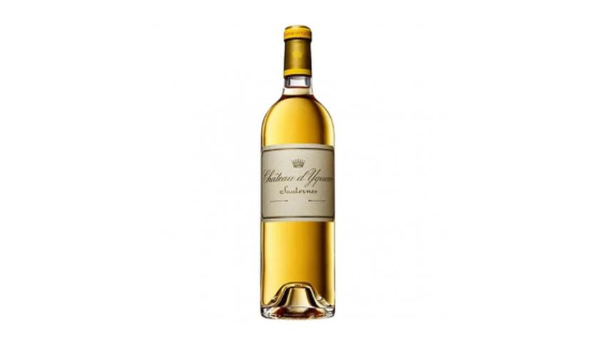 Local products Chateau Y'Quem T 2005 75cl. 12un